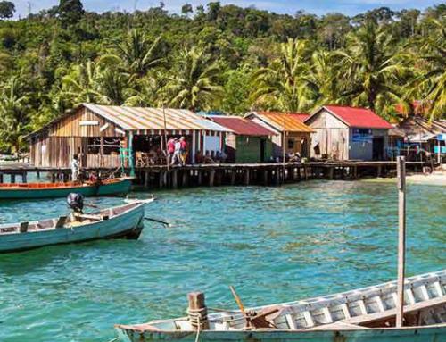 10 lugares de Camboya especiales para los camboyanos