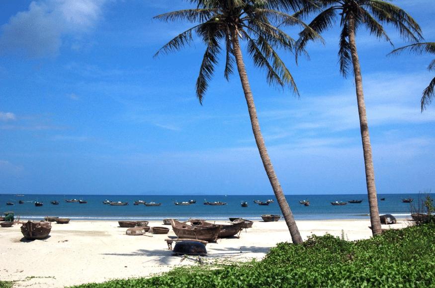 Playa Danang Vietnam