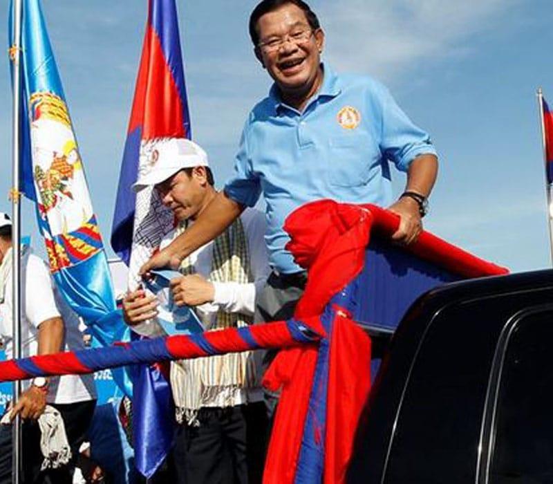 Partido popular camboyano