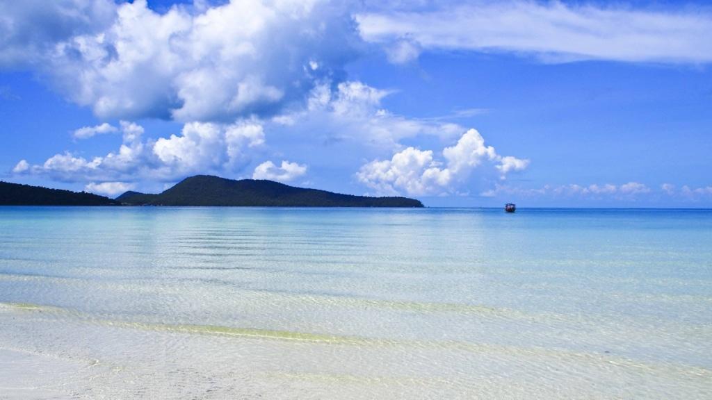Enero playa camboya