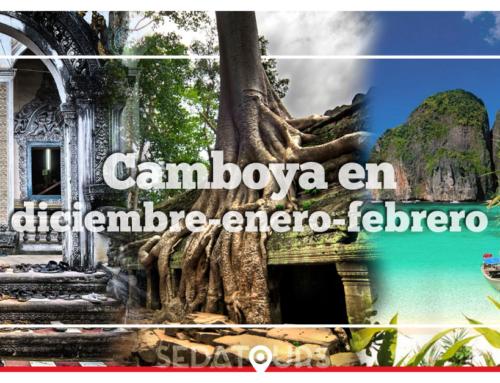 Viajar a Camboya en diciembre, enero y febrero | Clima, qué visitar y qué hacer
