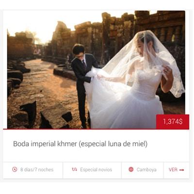 tour boda imperial khmer