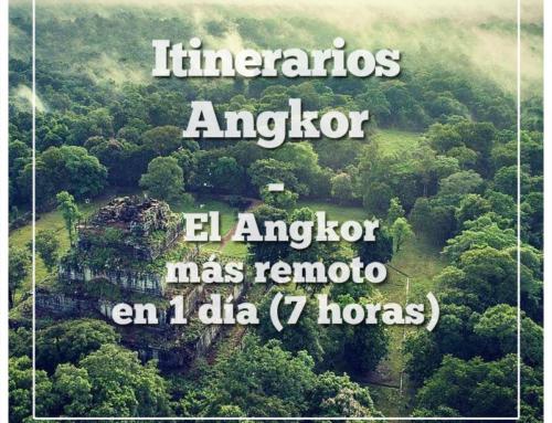 Itinerarios Angkor | El Angkor más remoto en 1 día (7 horas)