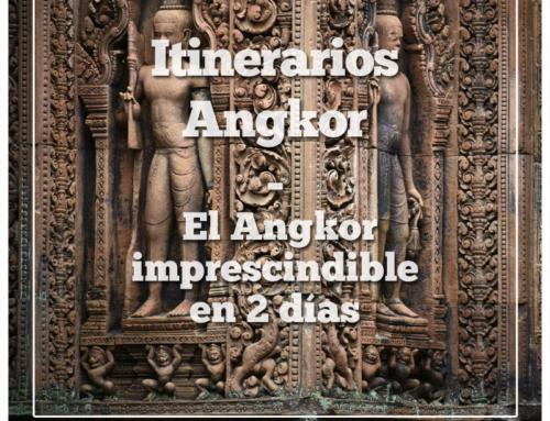 Itinerarios Angkor | El Angkor imprescindible en 2 días