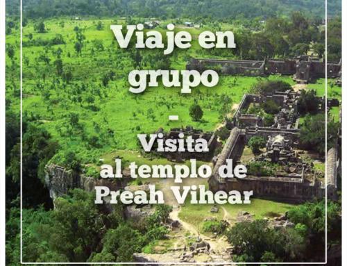Visita en grupo a Preah Vihear: El templo del precipicio