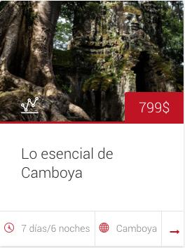 Tour en grupo para embajadores lo ensencial de Camboya de 7 días