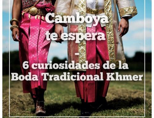 6 curiosidades de la boda tradicional camboyana