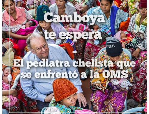 El pediatra chelista que se enfrentó a la Organización Mundial de la Salud
