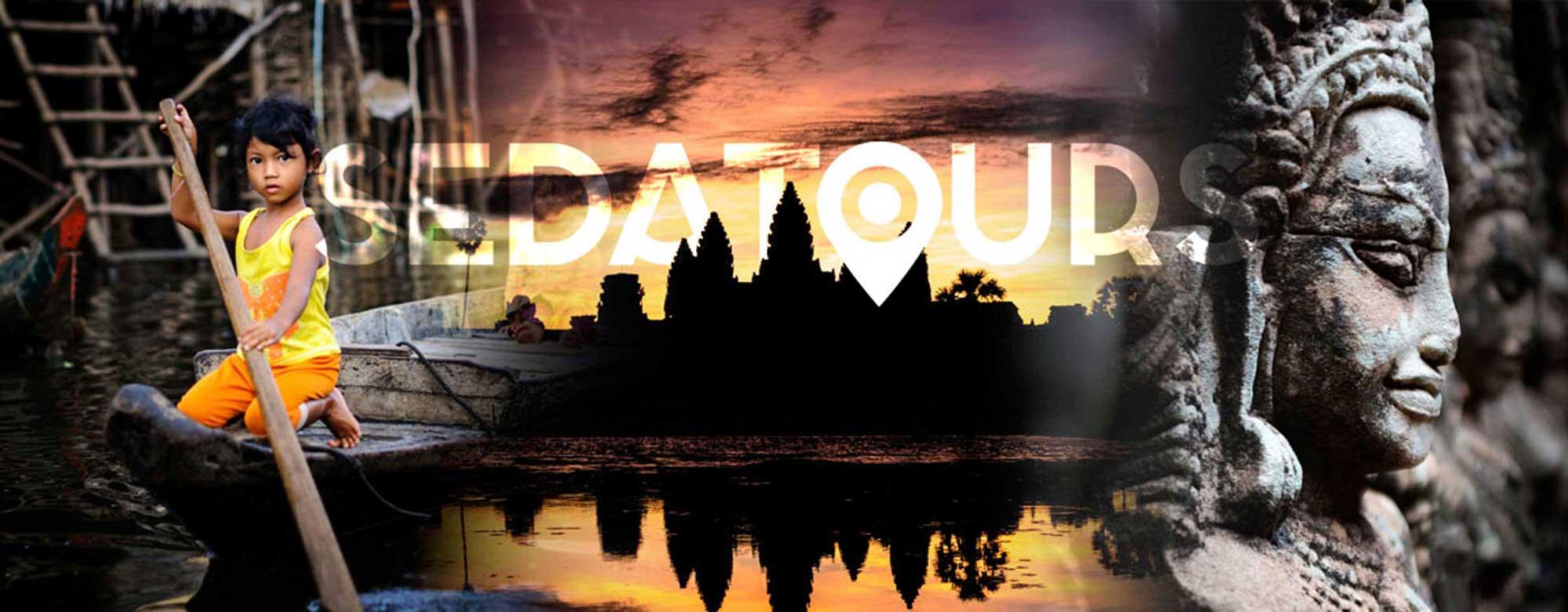 Tu viaje a al sudeste asiático comienza aquí