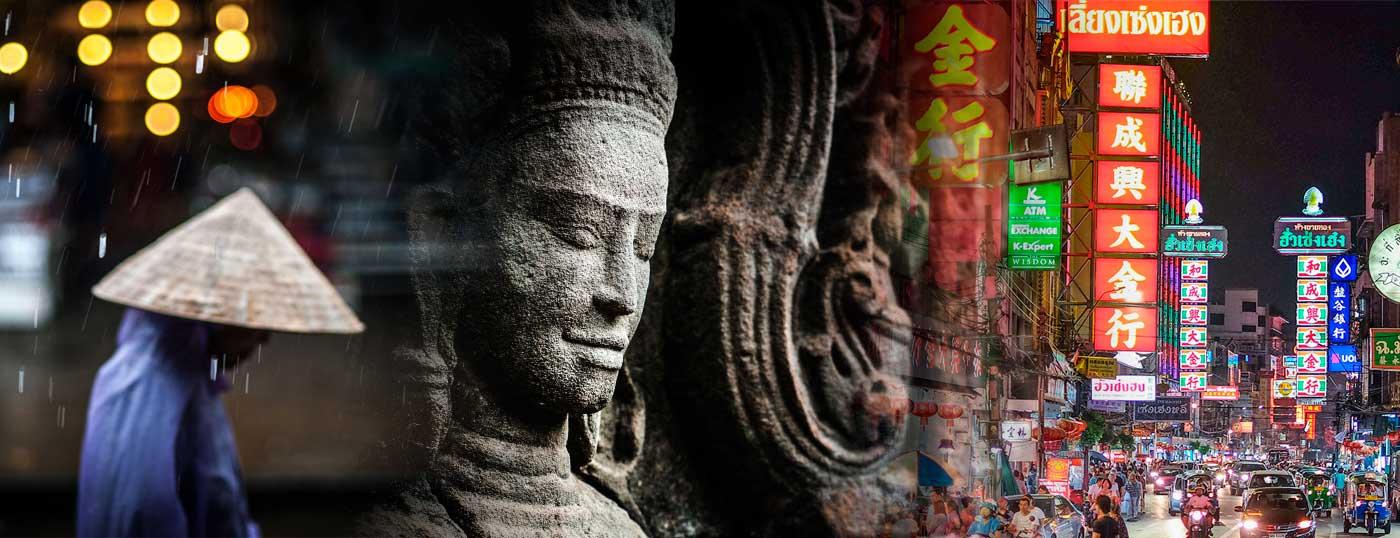 Viaje Organizado Vietnam Camboya Tailandia 15 días