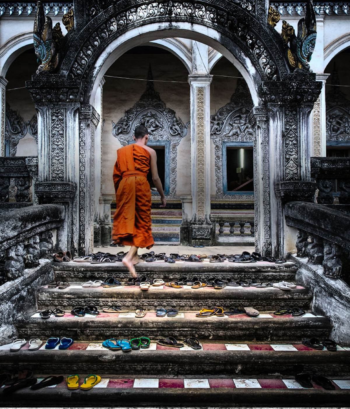 La ruta del Mekong y Templos de Angkor
