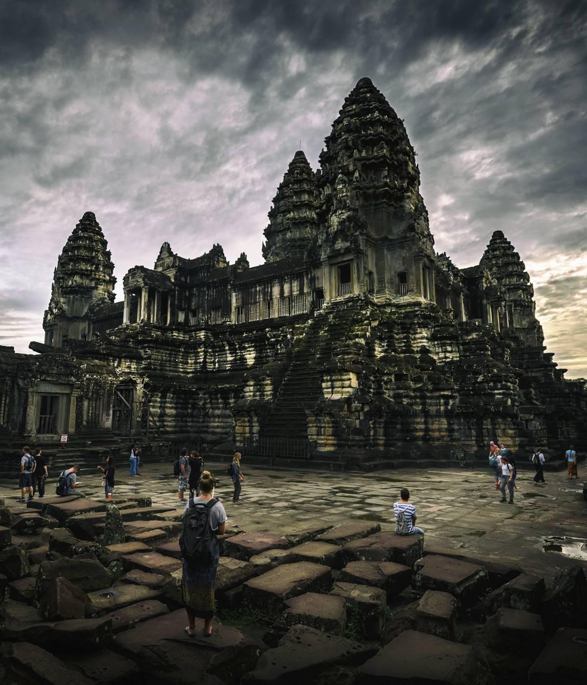 Excursión a El Corazón de Angkor en 1 día
