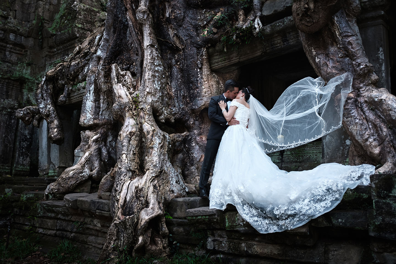 Angkor para novios (especial luna de miel)