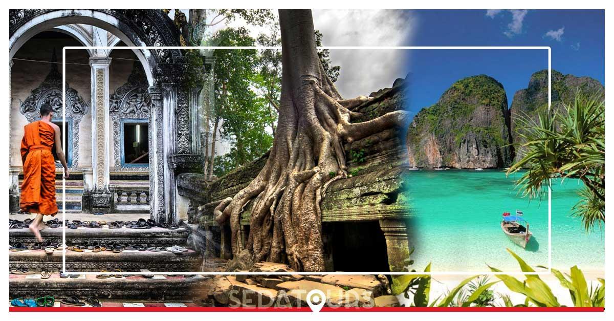 viajes privados a Camboya, Vietnam y Tailandia